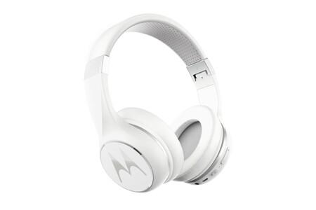 Auriculares Motorola Escape 220: sin cables, con Bluetooth 5.0 y hasta 23 horas de autonomía de reproducción