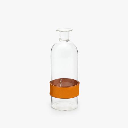 Botella Decorativa Con Aplique 19 99 Eur