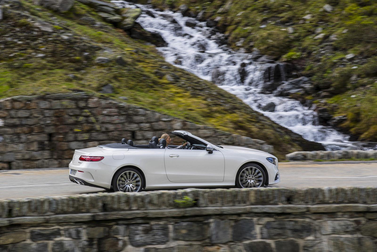 Foto de Mercedes-Benz Clase E Cabrio, toma de contacto (80/156)
