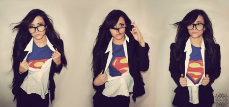 Superman Disguise