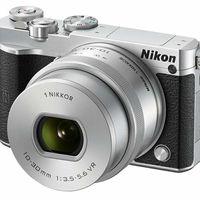 Cámara Nikon 1 J5, con lente Nikkor 10-30mm, por sólo 239,99 euros y envío gratis