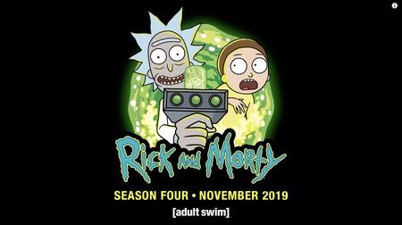 ¡'Rick y Morty' están de vuelta! La cuarta temporada se estrenará en noviembre de este 2019