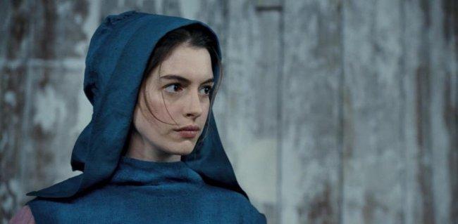 Anne Hathaway en 'Los Miserables'