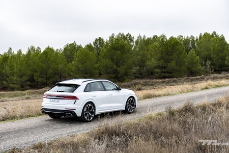 Audi Rs Q8 2020 Prueba 025