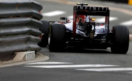 Guardarrailes Monaco F1
