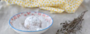 Galletas de limón y tomillo: receta con aroma campestre