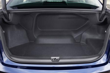 Toyota Mirai maletero