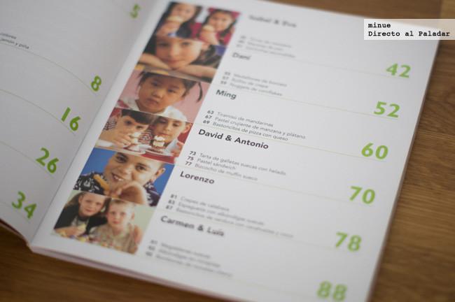 Libro cocinar con niños - 3