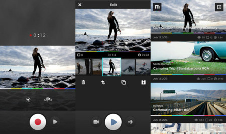 Editores de vídeo en iOS - Mixbit