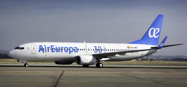 Air Europa Comida