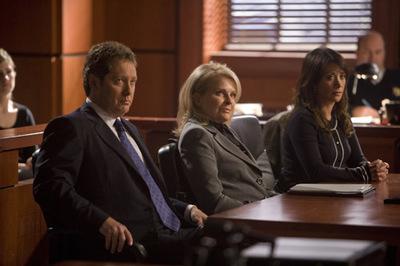 La temporada final de 'Boston Legal' llega a Fox