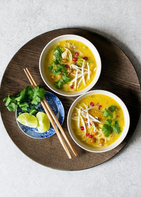 Paseo por la gastronomía de la red: 21 sopas reconfortantes para entrar en calor