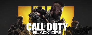 Black Ops 4:  nuevo multijugador, Battle Royale, zombies y sin campaña. Así es el nuevo Call of Duty
