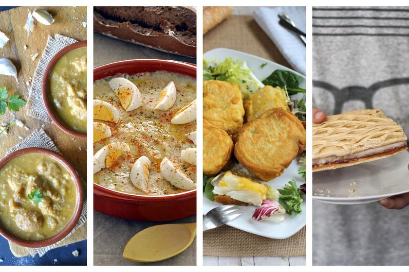 Las 15 recetas más tradicionales de Semana Santa para vivir la Pascua si salir de casa
