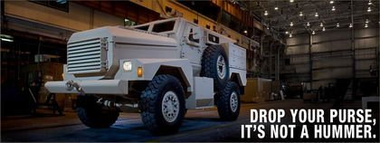 Force Protection Cougar