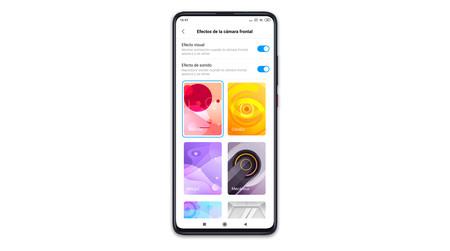 Xiaomi Mi 9t Pro Efectos Cam Frontal