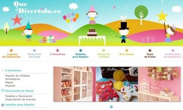 'Qué divertido': directorio para organizar la fiesta infantil perfecta