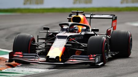 Verstappen Monza F1 2019