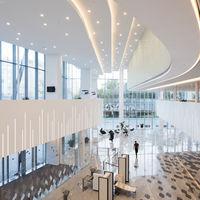 Espacios que inspiran: la sala de conciertos Zaryadye en Moscú