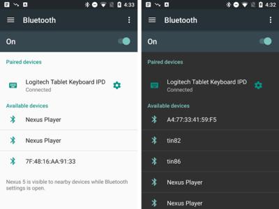 Las apps Android aprenden a diferenciar el día y la noche para adaptarse mejor al entorno