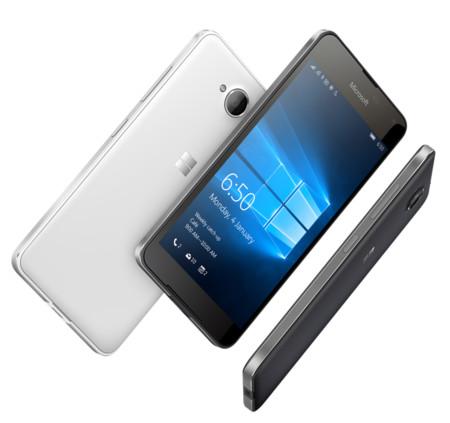 Microsoft Lumia 650: el metal llega a los teléfonos económicos con Windows 10
