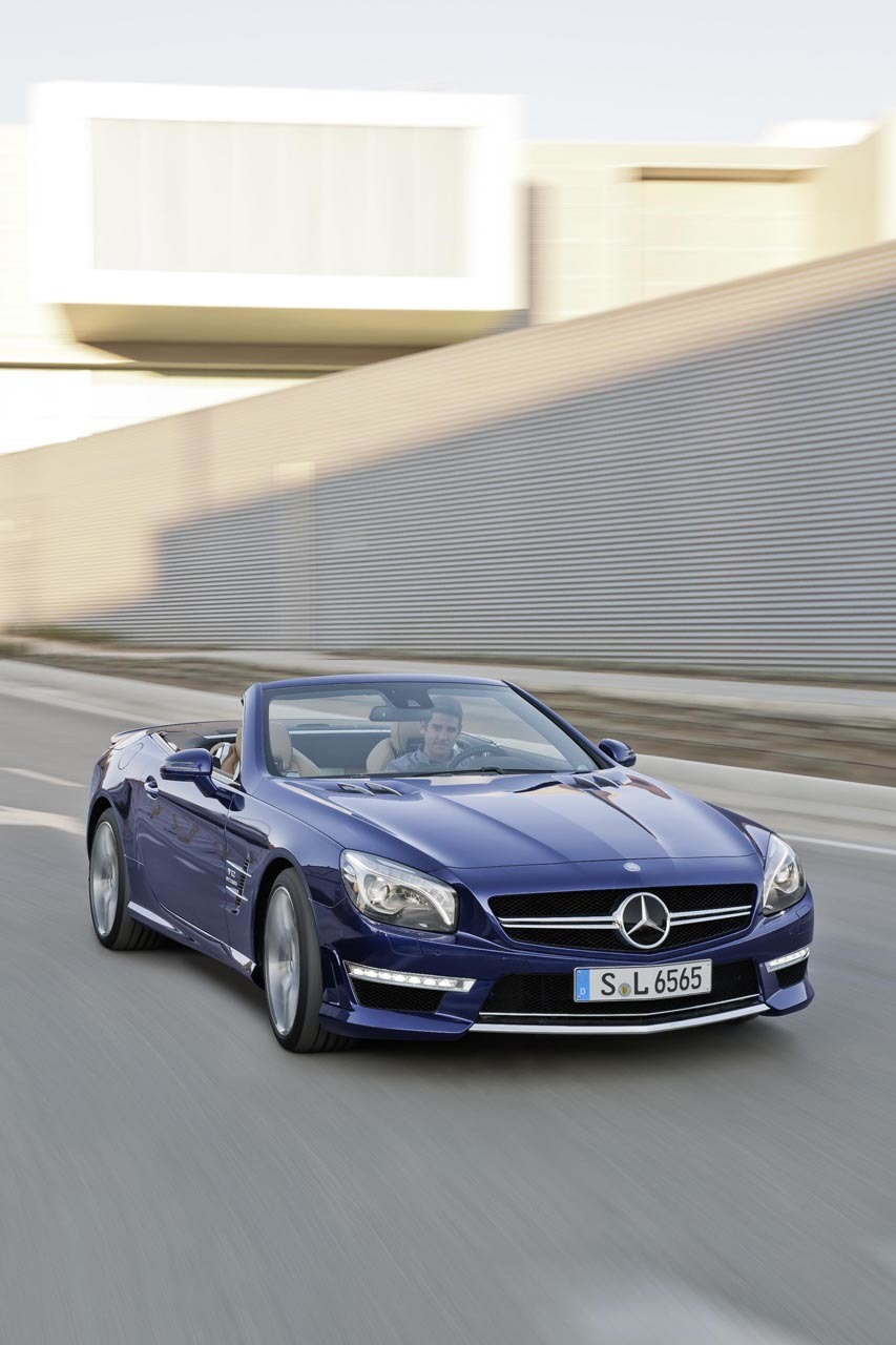 Foto de Mercedes-Benz SL 65 AMG (8/13)