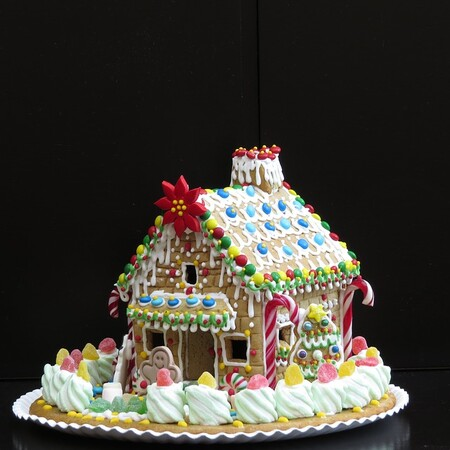 Gingerbread House 581300 640