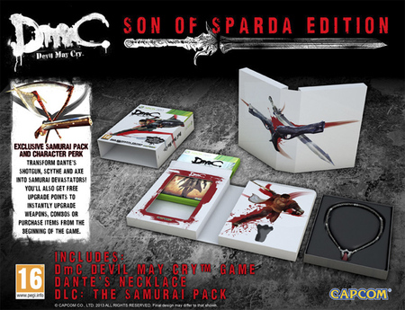 Son of Sparda Edition