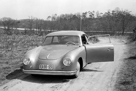 Porscheli Lindner Porsche 356 Alemania del Este