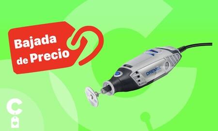 Chollo en Amazon en la multiherramienta Dremel 3000 con 15 accesorios: baja su precio a 46,07 euros con envío gratis