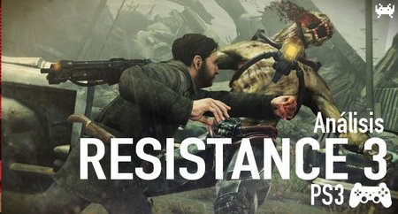 'Resistance 3'. Análisis