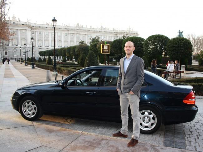Juan de Antonio, co-fundador de Cabify