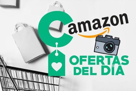 5 ofertas fotográficas en Amazon, sólo para hoy, para preparar los regalos navideños a precios más ajustados