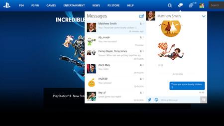 Ahora es posible ver a tus amigos de PlayStation Network, enviarles mensajes y admirar tus trofeos desde una computadora