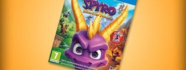 Revive tres clásicos en PS4 con 'Spyro Reignited Trilogy', solo 408 pesos en Amazon México y envío gratis para usuarios Prime