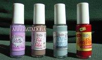 Esmaltes de uñas de Eyeko