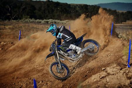 Yamaha YZ250F e YZ450F: una evolución más tecnológica para estos modelos de motocross, también con edición Monster Energy