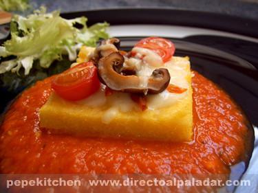 Salsas básicas con Thermomix: salsa de tomate II