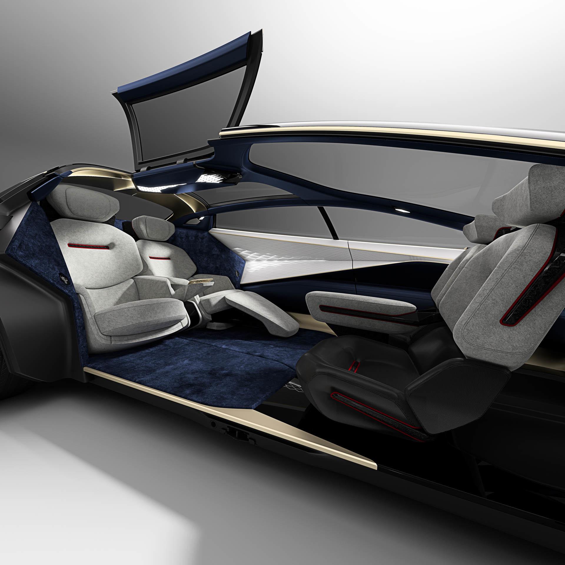 Foto de Aston Martin Lagonda Vision Concept (14/22)