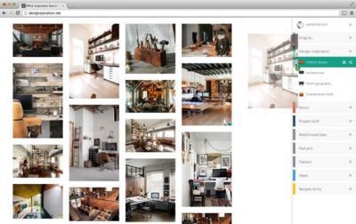 Dragdis, recoge y organiza tus páginas favoritas, vídeos e imágenes