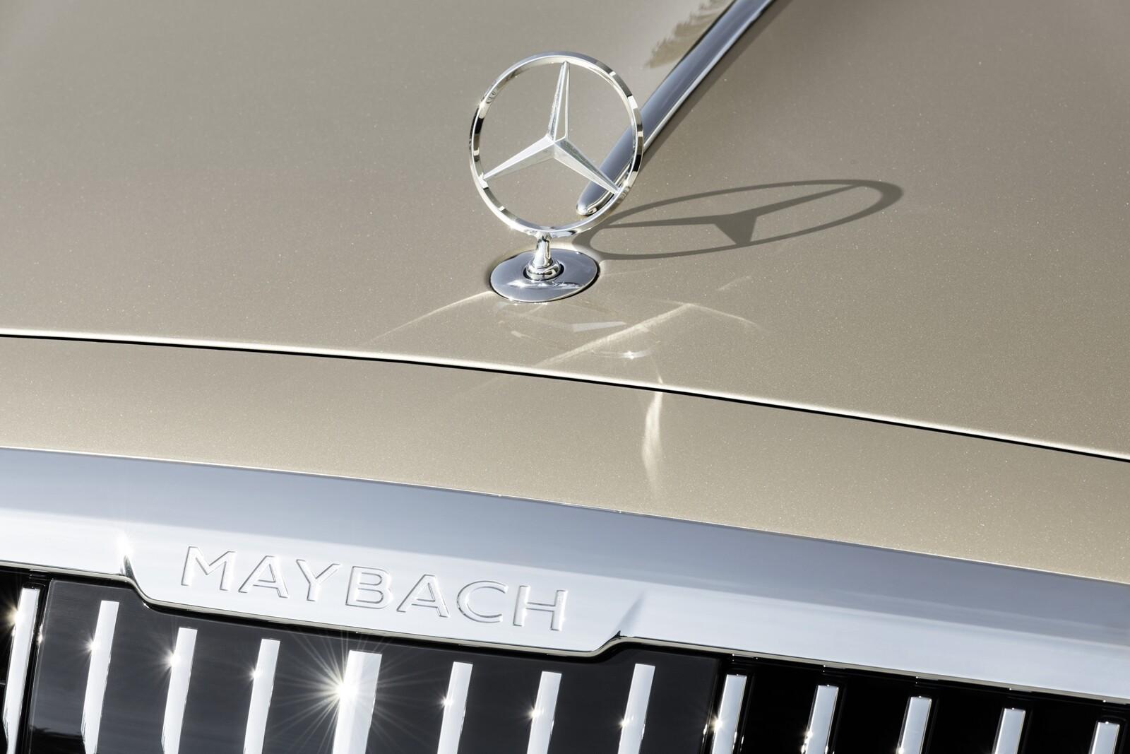 Foto de Mercedes-Maybach Clase S 2021 (29/43)