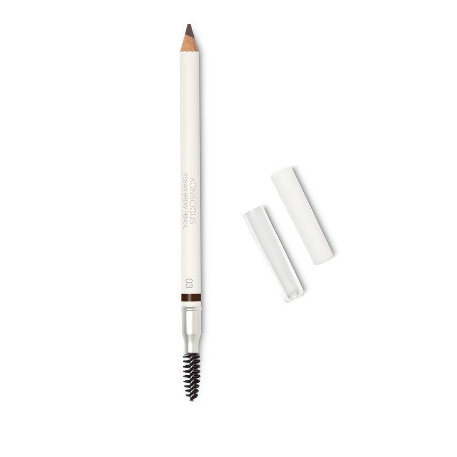 Lápiz de cejas con cepillo  Konscious Brow Pencil