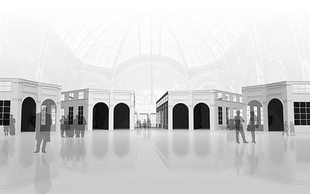 Le Syndicat National des Antiquaires desvela la escenografía de Karl Lagerfeld para la XXVI Edición