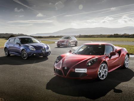 Alfa Romeo MiTo, Giulietta y 4C