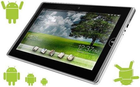 Asus cambia Windows por Android en una de sus tablets
