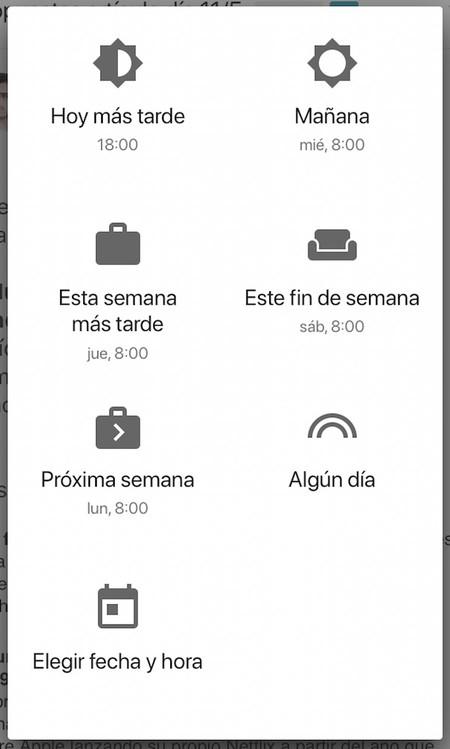 Gmail Ios Posponer Correos 3