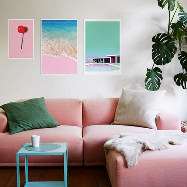 La semana decorativa: colores intensos y materiales naturales para preparar las casas para el verano