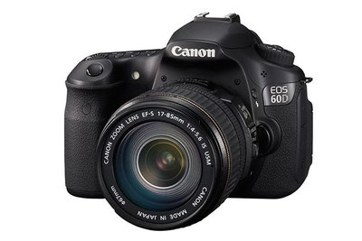 Canon presenta la esperada 60D
