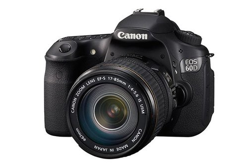 Canonpresentalaesperada60D