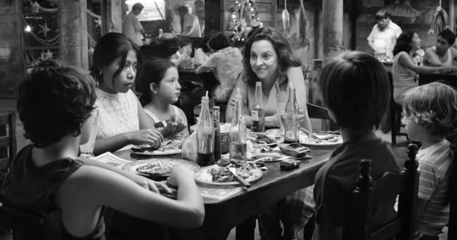 'Roma' gana dos Globos de Oro 2019: mejor dirección para Alfonso Cuarón y mejor película de habla no inglesa